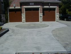 Exposed Aggregate and Stamped Concrete