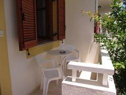 Studio's balcony