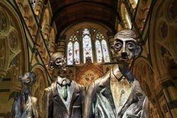 Three Amigos at St.Pauls