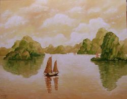 Ha Long Bay, 2008