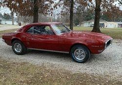 2.68 Pontiac Firebird