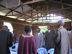 Some of the Ministers of FIGN in Western Kenya
