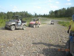 July 2015 Club Ride Lincoln area