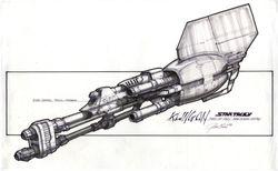 Wingtip gun