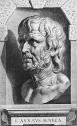 After Rubens, Bust of Seneca