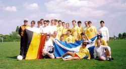 Blast From The Past - First Foreign Opponents 1992