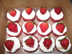 CC12 -Red Velvet Cupcakes