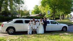 Chrysler Limousine wit
