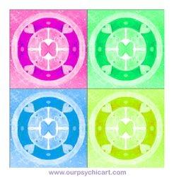 The Universe is LOVE - Mandala 5