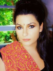 Bollywood theme- Party Makeup