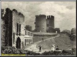 Dudley Castle.1836