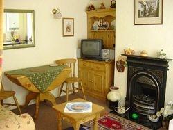 Wren cottage lounge