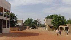 An overview of Tukar from Tukar garage