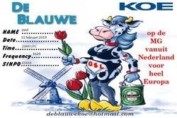 Radio De Blauwe Koe