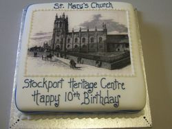 Stockport Heritage 10th birthday