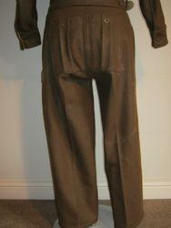 Airborne trousers £150