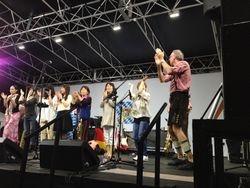 Woho & Kalendar Band in Osaka