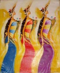 3 Balinese Dancers