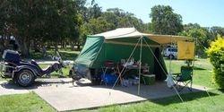 Tom's Camp at Coffs Harbour - Nov 2005