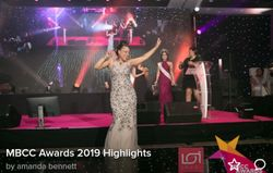 MBCC Awards 2019 Sandra Joseph Winner