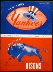 1946 New York Yankees vs. Buffalo Bisons