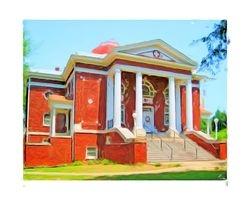 Badin Baptist Church