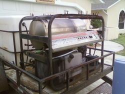 HOT WATER UNIT  $750