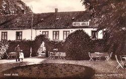 Hotell Arild (Rusthallargarden) 1905