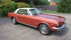 2. 66 Mustang