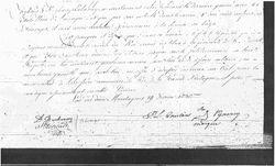Algonkin Chief Pinesi-1830