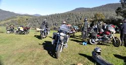 2014 Alpine Rally @ Brindabella - They made it!