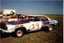 Our Cousin JR's 88 Demo Car