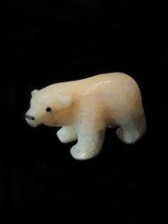 Quartz Polar Bear