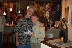 Vincent Suez and Marsha Judd