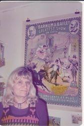 Arlene Hiquily, Paris Artist & Poet, Paris 1970s