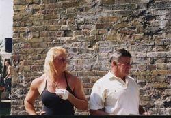 Sarah and Wayne Bridges