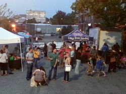 A beautiful night for the Glenwood Live Concert Series