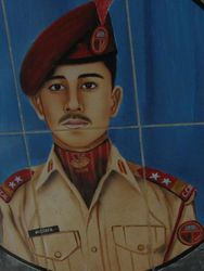 Cadet Shaheed Syed Mustafa Haider Zaidi (Walad Syed Ilyas Haider Zaidi)