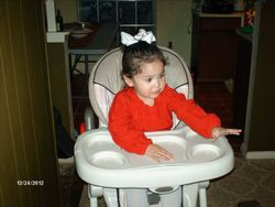 My Grandaughter Veronica