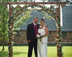 Mr and Mrs. Michael Scott