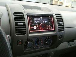 2010 Nissan Xterra JVC AM/FM CD w/Bluetooth