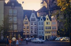 549 Houses Cologne Germany