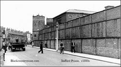 Stafford Prison. c 1930s?