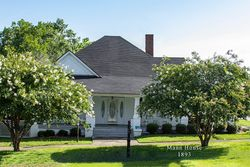 Mann House  May