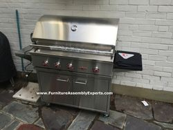 delta gas grill assembly service in DC MD VA