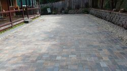 Paver installation in Beaverton, OR