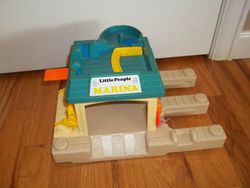 Fisher Price LIttle People Marina- $20