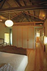 upper floor: east bedroom