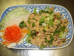 Larb Chicken