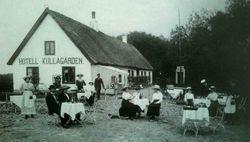 Hotell Kullagarden 1914